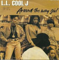 Cover L.L. Cool J - Around The Way Girl