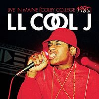 Cover LL Cool J - Live In Maine (Colby College 1985)