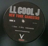 Cover Ll Cool J - New York Gangsta