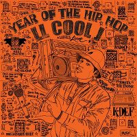 Cover LL Cool J - Year Of The Hip Hop