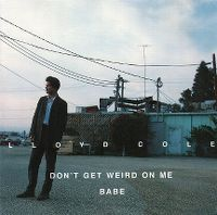 Cover Lloyd Cole - Don't Get Weird On Me Babe