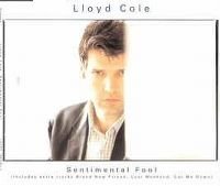 Cover Lloyd Cole - Sentimental Fool
