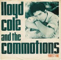 Cover Lloyd Cole & The Commotions - Forest Fire
