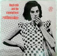 Cover Lloyd Cole & The Commotions - Rattlesnakes