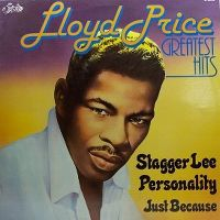 Cover Lloyd Price - Greatest Hits