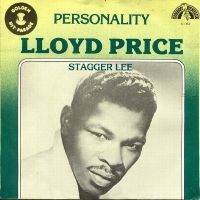 Cover Lloyd Price - Personality