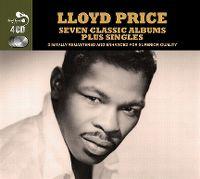 Cover Lloyd Price - Seven Classic Albums Plus Singles