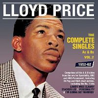 Cover Lloyd Price - The Complete Singles As & Bs 1952-62