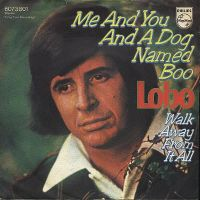 Cover Lobo - Me And You And A Dog Named Boo