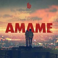 Cover Loco Escrito - Ámame