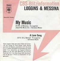 Cover Loggins & Messina - My Music