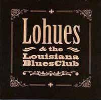 Cover Lohues & The Louisiana Blues Club - Grip