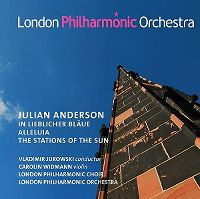 Cover London Philharmonic Orchestra - Julian Anderson