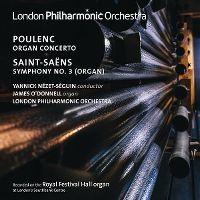 Cover London Philharmonic Orchestra - Poulenc - Saint-Saëns