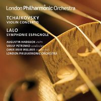 Cover London Philharmonic Orchestra - Tchaikovsky - Lalo