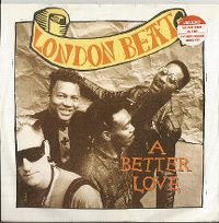 Cover Londonbeat - A Better Love (The Umberto Mix)