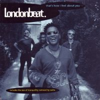 Cover Londonbeat - That's How I Feel About You