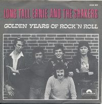 Cover Long Tall Ernie And The Shakers - Golden Years Of Rock 'n Roll