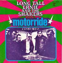 Cover Long Tall Ernie And The Shakers - Motorride