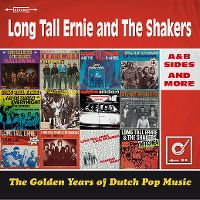 Cover Long Tall Ernie And The Shakers - The Golden Years Of Dutch Pop Music