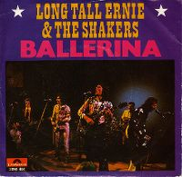 Cover Long Tall Ernie & The Shakers - Ballerina