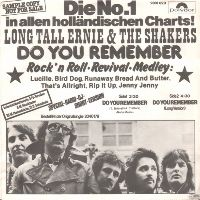 Cover Long Tall Ernie & The Shakers - Do You Remember