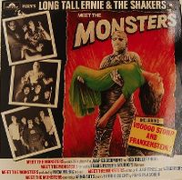 Cover Long Tall Ernie & The Shakers - Meet The Monsters