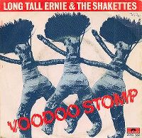 Cover Long Tall Ernie & The Shakers - Voodoo Stomp