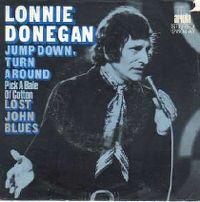 Cover Lonnie Donegan - Jump Down, Turn Around