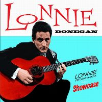 Cover Lonnie Donegan - Lonnie (Second Album) / Showcase