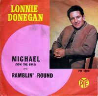 Cover Lonnie Donegan - Michael (Row The Boat)