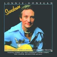 Cover Lonnie Donegan - Sundown