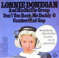 Cover Lonnie Donegan and His Skiffle Group - Don't You Rock Me Daddy-O