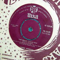 Cover Lonnie Donegan And His Skiffle Group - The Grand Coolie Dam