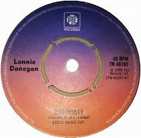 Cover Lonnie Donegan And His Skiffle Group - Tom Dooley