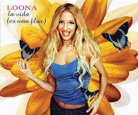 Cover Loona - La vida (es una flor)