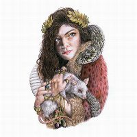Cover Lorde - The Love Club EP
