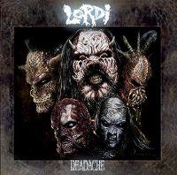Cover Lordi - Deadache