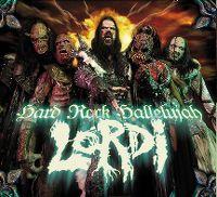 Cover Lordi - Hard Rock Hallelujah