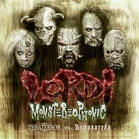 Cover Lordi - Monstereophonic - Theaterror vs. Demonarchy