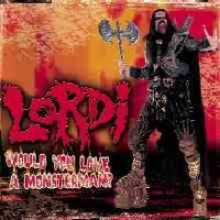 Cover Lordi - Would You Love A Monsterman?