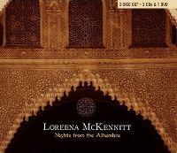 Cover Loreena McKennitt - Nights From The Alhambra