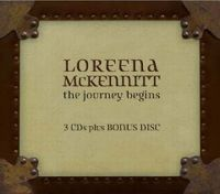 Cover Loreena McKennitt - The Journey Begins
