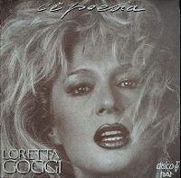Cover Loretta Goggi - C'è poesia