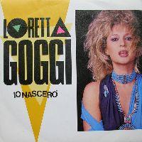 Cover Loretta Goggi - Io nascerò