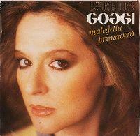 Cover Loretta Goggi - Maledetta primavera