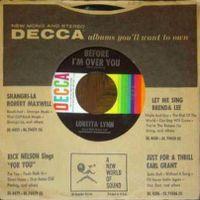 Cover Loretta Lynn - Before I'm Over You