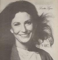 Cover Loretta Lynn - I Lie