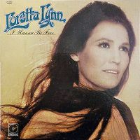 Cover Loretta Lynn - I Wanna Be Free