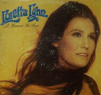 Cover Loretta Lynn - I Wanna Be Free